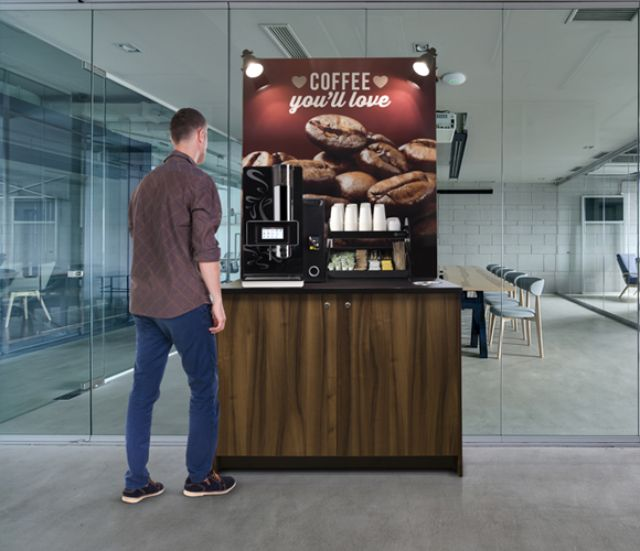 Leading the way in coffee and vending services